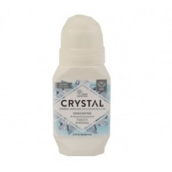 Crystal Mireral Enriched Deodorant Roll-on (Unscented) 66ml