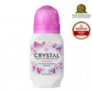 Crystal Mireral Deodorant Roll-on 66ml