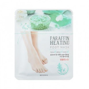 MISSHA Paraffin Heating Foot Mask 16g