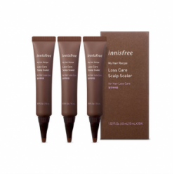 INNISFREE My Hair Recipe Loss Care Scalp Scaler 15ml*3ea