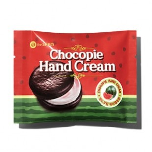 THE SAEM Choco Pie Hand Cream Watermelon 35ml