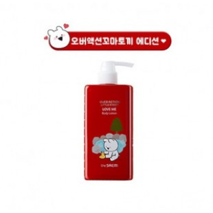 THE SAEM (Over Action Little Rabbit) Love Me Body Lotion 300ml