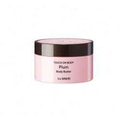 THE SAEM Touch on Body Plum Body Butter 200ml