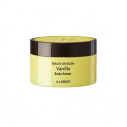 THE SAEM Touch On Body Vanilla Body Butter 200ml