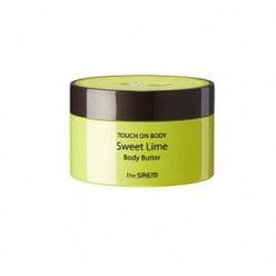 THE SAEM Touch On Body Sweet Lime Body Butter 200ml