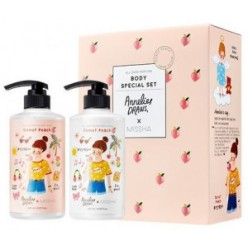 All Over Purfume Body Wash 500ml & Lotion 500ml Set (2 type)