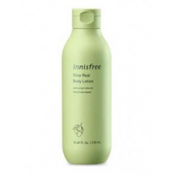 INNISFREE olive real body lotion 300ml