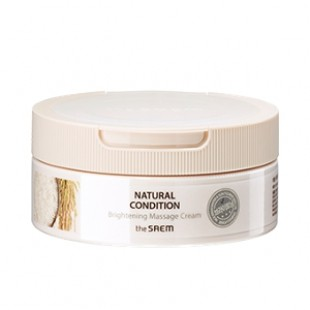 THE SAEM Natural Condition Brightening Massage Cream 200ml