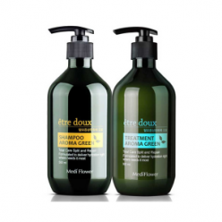 etre doux Aroma Green Shampoo/ Treatment 500ml