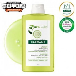 [Online Shop] KLORANE Shampoo With Citrus Pulp (Purifying) 400ml