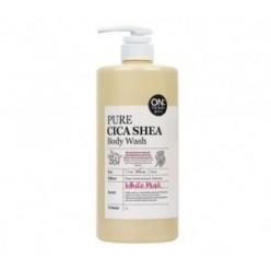 ON THE BODY Pure Cica Shea Body Wash - White Musk 1000ml
