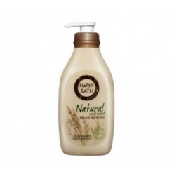 [Online Shop] HAPPY BATH Natural Real Mild Body Wash 900g
