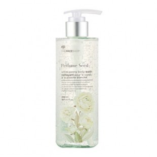 THE FACE SHOP Perfume Seed White Peony Body Wash 300ml