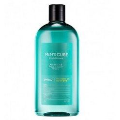 Men's Cure Simple 7 All-In-One Face Face & Body Wash 300ml