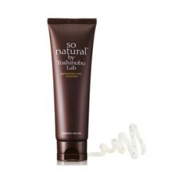 SO NATURAL EXFOLIATING FACE CLEANSER 120ml