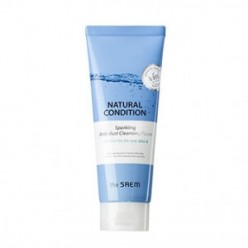 THE SAEM Natural Condition Sparkling Cleansing Foam 150ml