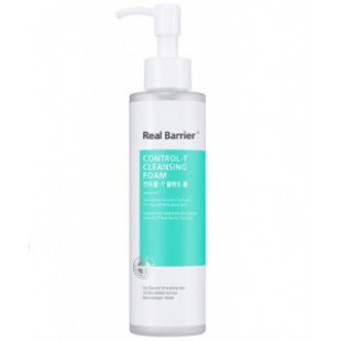 REAL BARRIER Control-T Cleansing Foam 180g