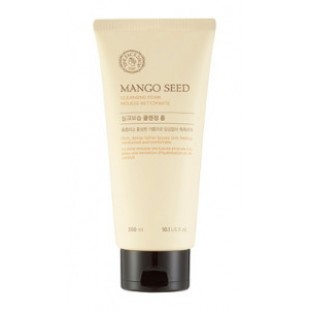 THE FACE SHOP Mango Seed Cleansing Foam 300ml