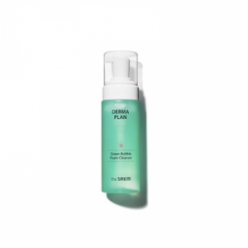 THE SAEM DERMA PLAN Green Bubble Foam Cleanser 150ml