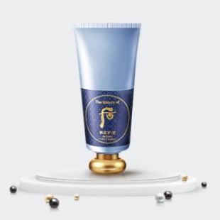 The history of Whoo Jinyulhyang:Goon Ja Yang Foam Cleanser 180 ml