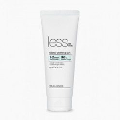HOLIKAHOLIKA Less On Skin Micellar Cleansing Gel 200ml