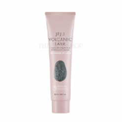 THE FACE SHOP Jeju Volcanic Lava Impurity Removing Gel Scrub 30ml