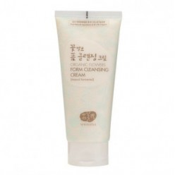 WHAMISA Organic Flowers Form cleansing cream 200g
