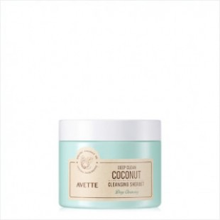 TONYMOLY Avette Deep Clean Coconut Cleansing Sherbet 90g