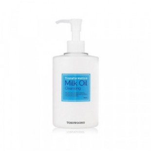 TOSOWOONG Milk Cleansing Oil 400ml