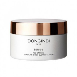 DONGINBI Red Ginseng Moisture Rich & Cleansing Balm 140ml