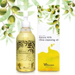 ELIZAVECCA Milky Wear Natural 90% Olive Cleansing Oil 300ml