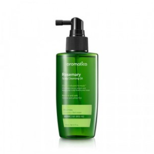 AROMATICA Rosemary Scalp Cleansing Oil 100ml