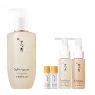 SULWHASOO Gentle Cleansing Oil 200ml + (Special Gift 4ea)