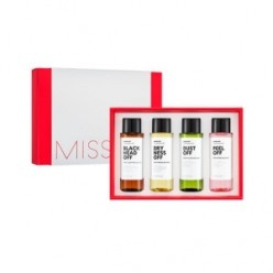 MISSHA Super Off Cleansing Oil Special Kit 100ml*4