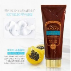 3W CLINIC Premium Placenta Soft Peeling Gel 180ml