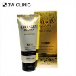 3W CLINIC Collagen Luxury Gold Peel Off Pack 100g