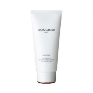 DONGINBI Red Ginseng Moisture Brightening Cotton Peeling 120ml