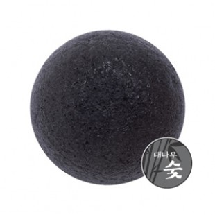 MISSHA Soft Jelly Cleansing Puff - Charcoal