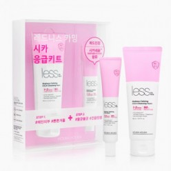 HOLIKAHOLIKA Less On Skin Redness Calming Cica Emergency Kit 150ml+40ml