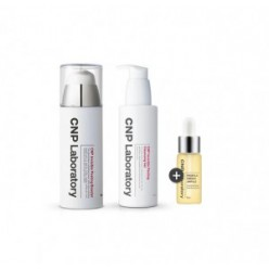 [CNP Laboratory] Invisible Peeling Cleansing Gel Set (150ml+100ml)