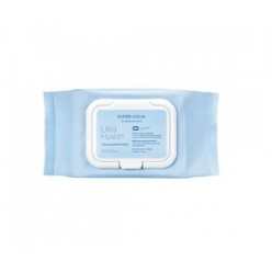 Super Aqua Ultra Hyalon Cleansing Water Tissue 30 Sheets