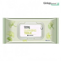 CHAMMZONE Ginkgo Natural Cleansing Tissue 70sheets