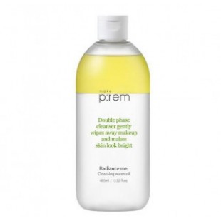 MAKEPREM Radiance me. Cleansing water oil 400ml
