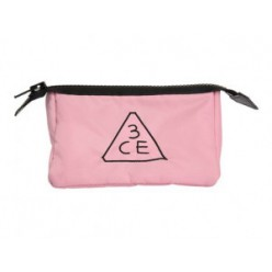 STYLENANDA 3CE PINK RUMOUR POUCH