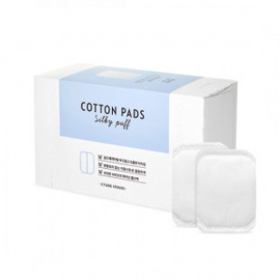 ETUDE HOUSE Silky Puff Cotton Pads 80ea