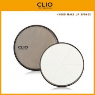 CLIO Hydro Make Up Sponge (L) 6pcs