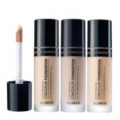 THE SAEM Cover Perfection Concealer Foundation SPF50+ PA+++ 38g
