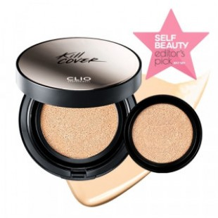 CLIO Kill Cover Founwear Cushion XP SPF50+ PA+++ 15g*2 Set