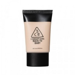 STYLENANDA 3CE Back to baby BB cream SPF35 PA++ 30ml