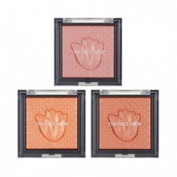 THE FACE SHOP Prism Cube Blusher By Italy 7g